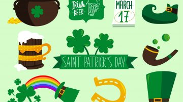 st paddy day