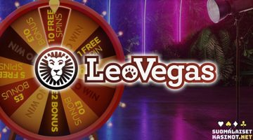 LeoVegas Happy Hours start now - cash bonus and cash spins every