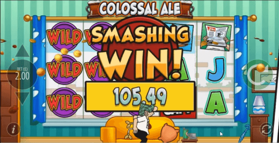 Andy Capp Slot Game Review – The Ever-Drunk British Man is Now a Slot