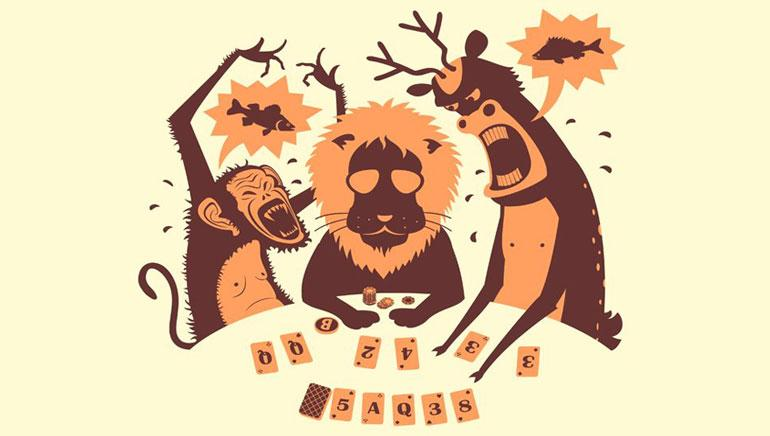 Casino slang terms related to animals