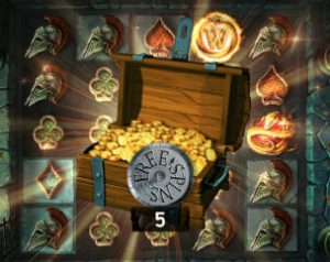 lost relics free spins