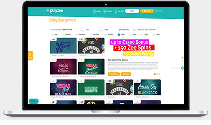 playzee casino table games