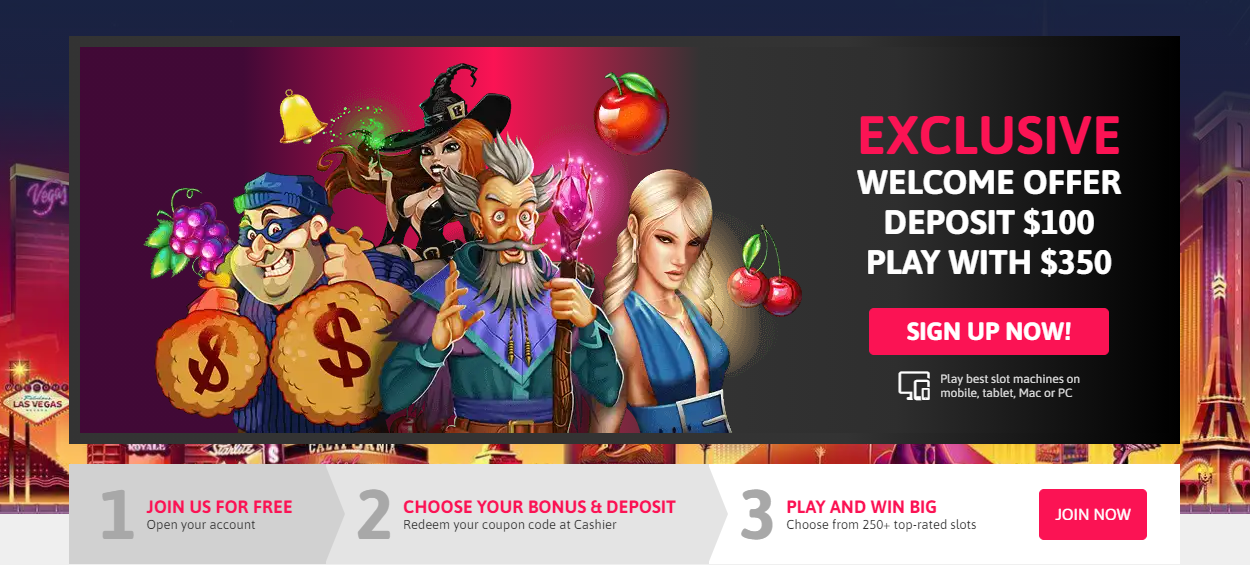 Slots-of-Vegas-welcome-offer