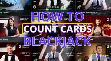 How to Count Cards in Blackjack – A Complete Guide to Beating the Game