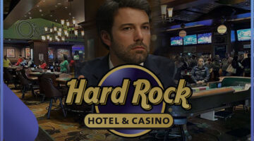 Which celebrity is banned from playing blackjack at the Hard Rock Hotel & Casino?