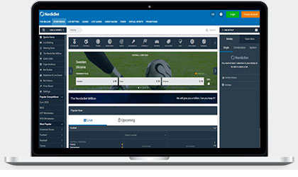nordicbet betting and odds