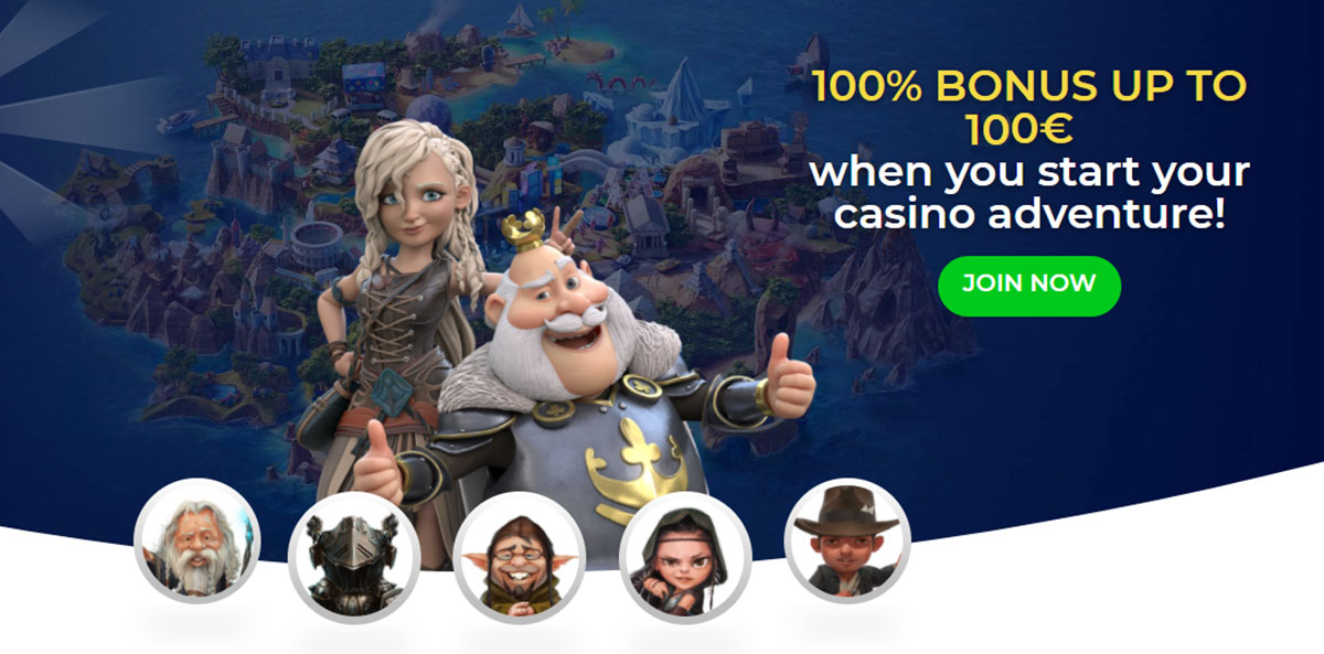 casino-heroes-welcome-offer