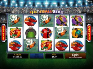 football star slot in-game