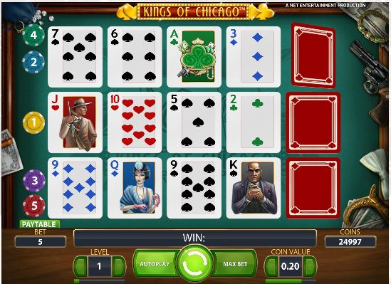 kings of chicago slot feature image