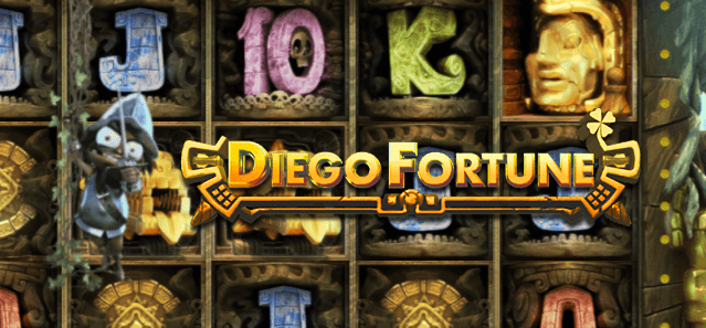 diego fortune slot game