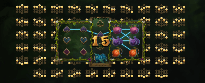 slots with exceptional layouts