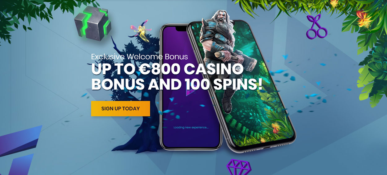 Casiplay-Casino-welcome-offer