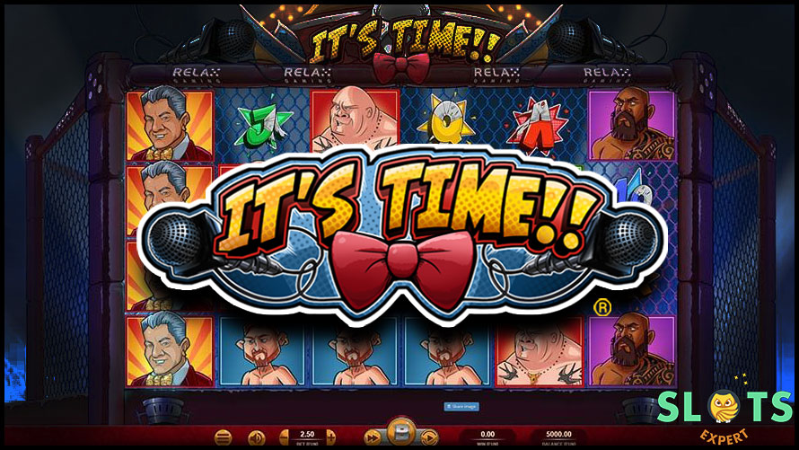 its time online casino slots